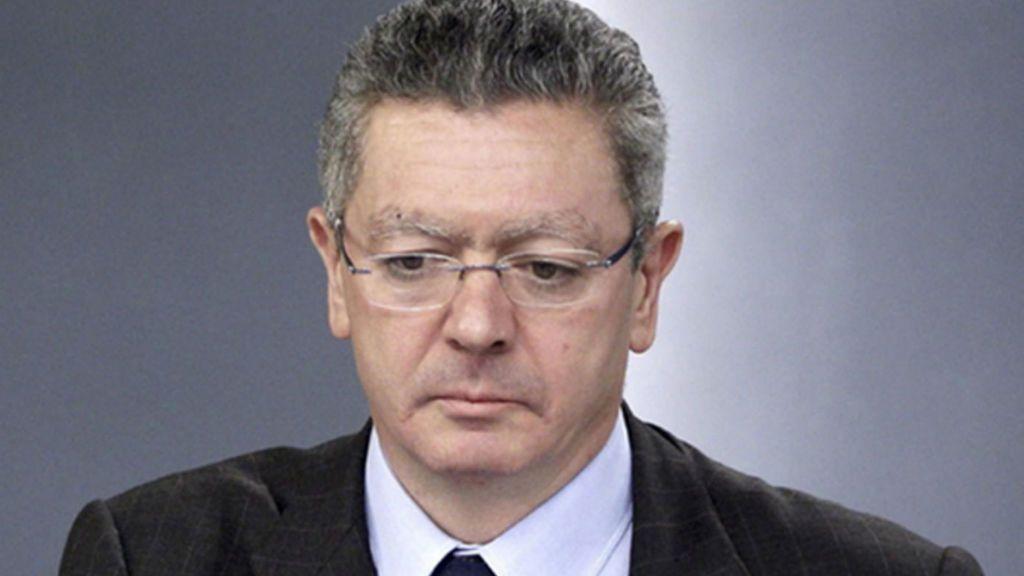 Gallardón, ante la comisión de investigación por la supuesta corrupción en el Canal Isabel II