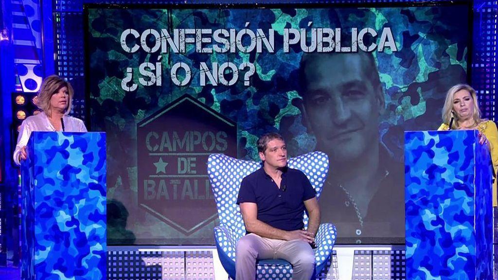 Las Campos se posicionan sobre la confesión pública de Gustavo González