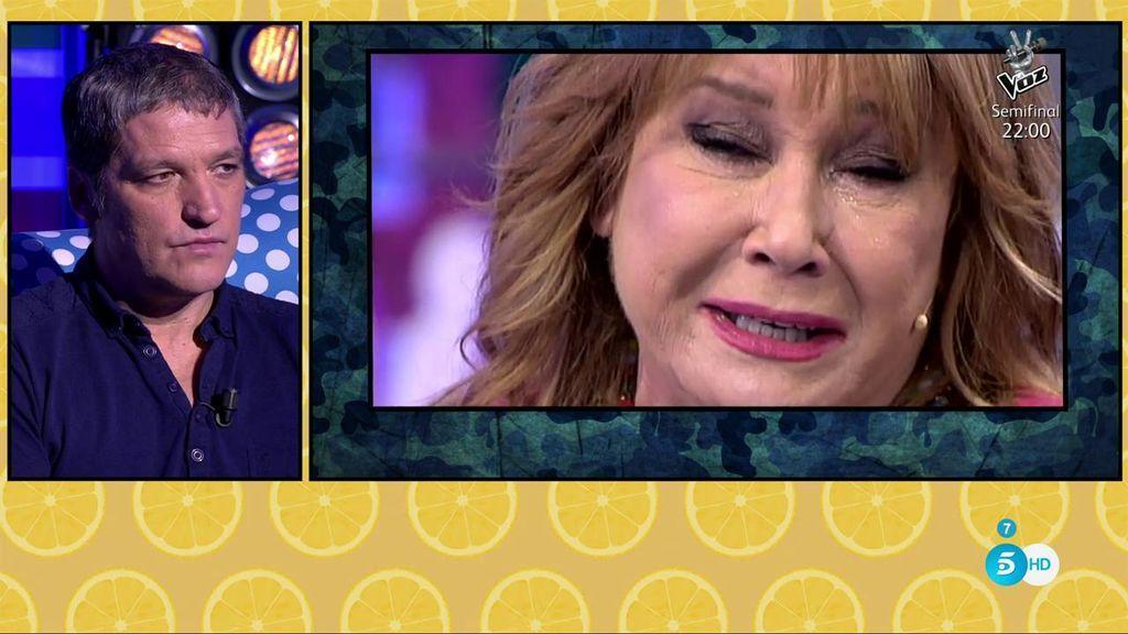 El derecho a llorar en TV: Las lágrimas de los colaboradores de 'Sálvame'