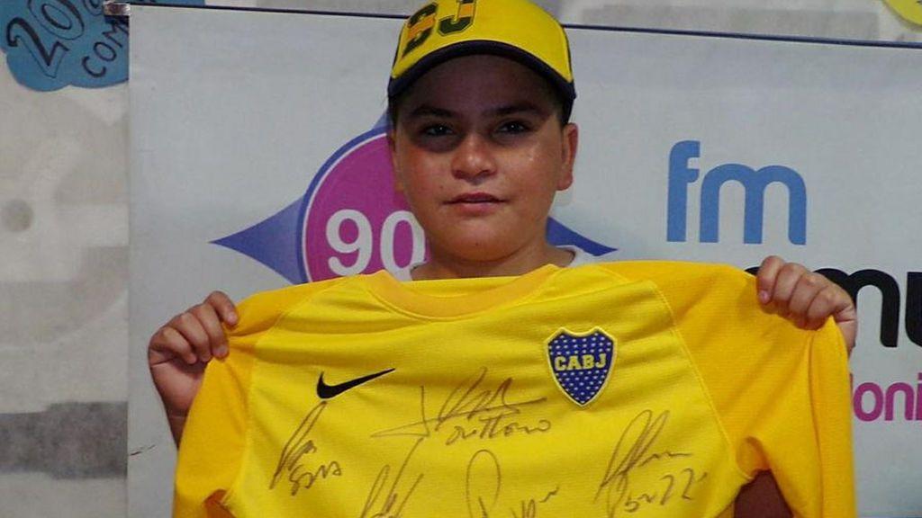 Uriel, portero de 11 años, fingió una lesión para que su suplente pudiera diputar la final 👏👏👏
