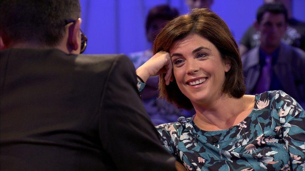 El actor Jordi Mollà y la periodista Samanta Villar, invitados en el 'Chester freedom' de Risto Mejide.