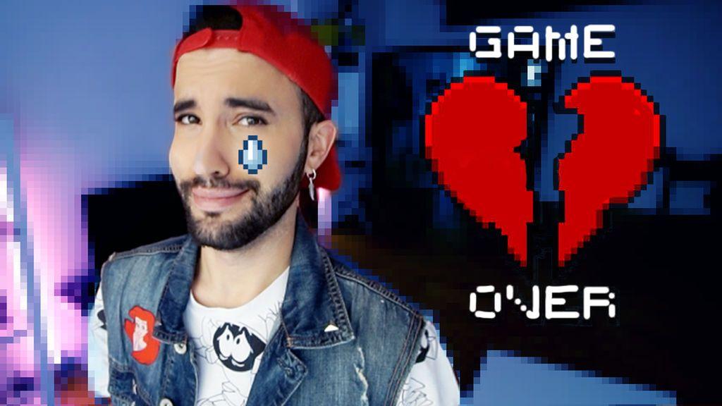 Abandonado por un videojuego: la ruptura más surrealista de Rubén Errebeene
