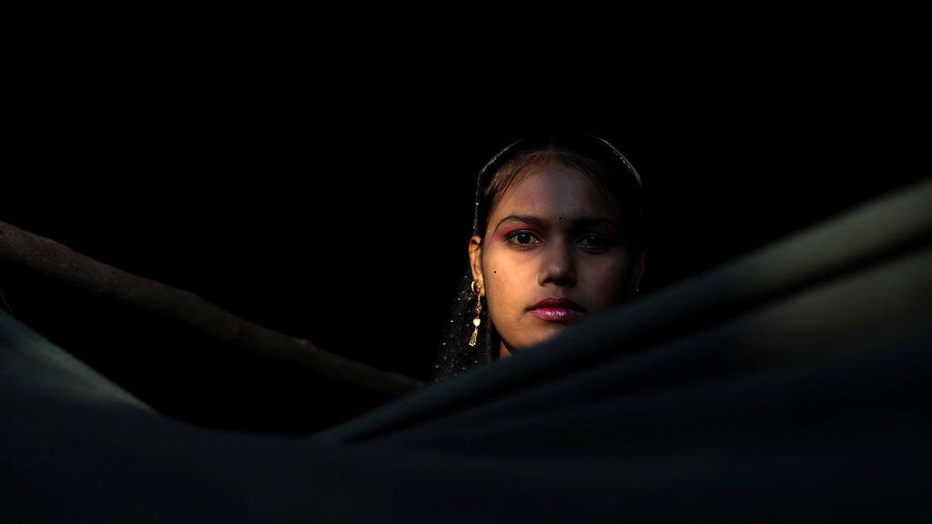 La mirada de una mujer, fiel reflejo del drama rohingya