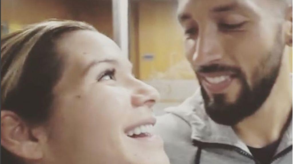"""Ezequiel Garay da la bienvenida a su hijo Antonio: """"Soy el hombre más feliz del mundo"""""""