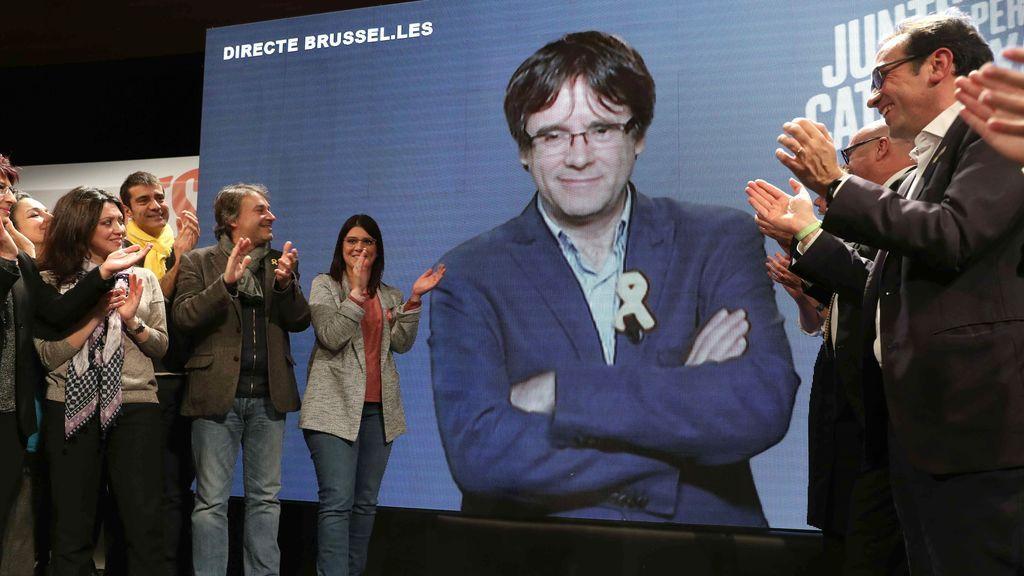 Puigdemont solo volvería para ser investido si tiene mayoría de votos, aunque no gane