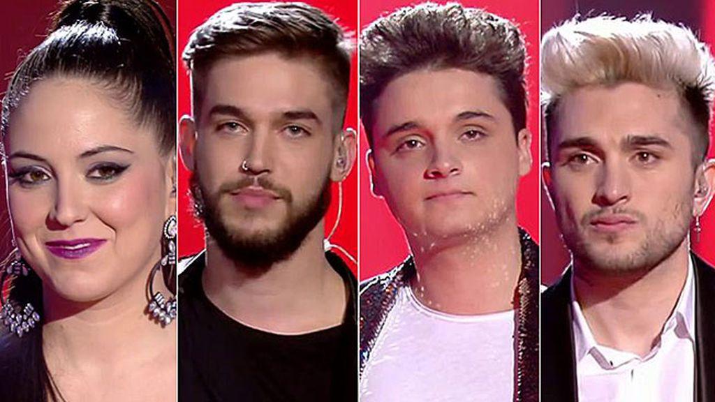¡Llama y vota! ¿Quién quieres que se convierta en ganador de 'La Voz'?