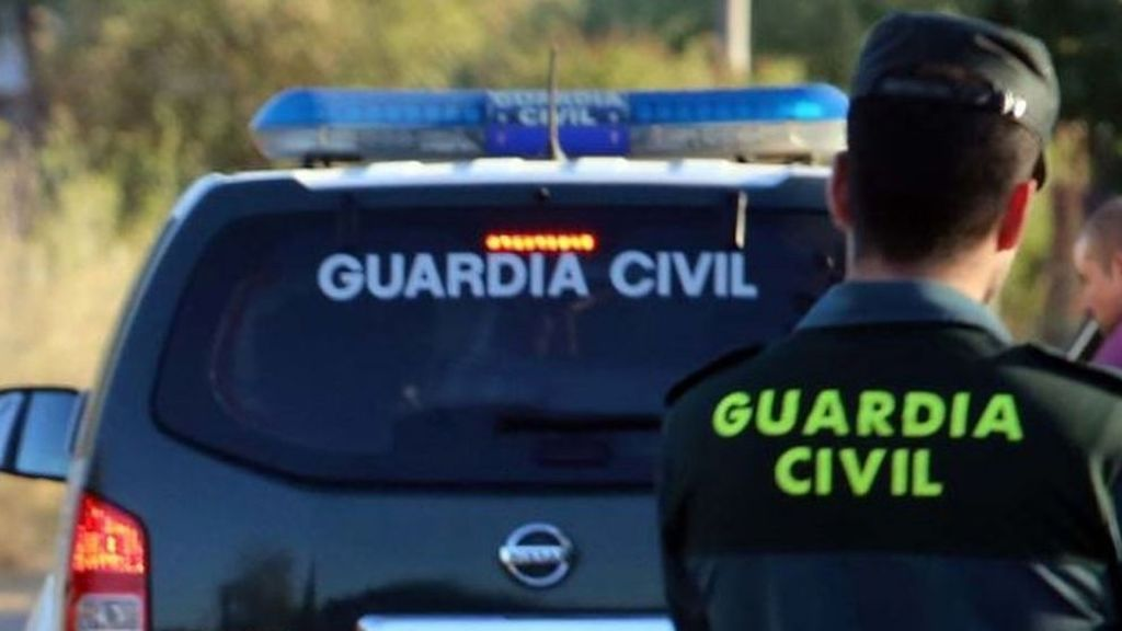 La Guardia Civil en Taurito (Gran Canaria)
