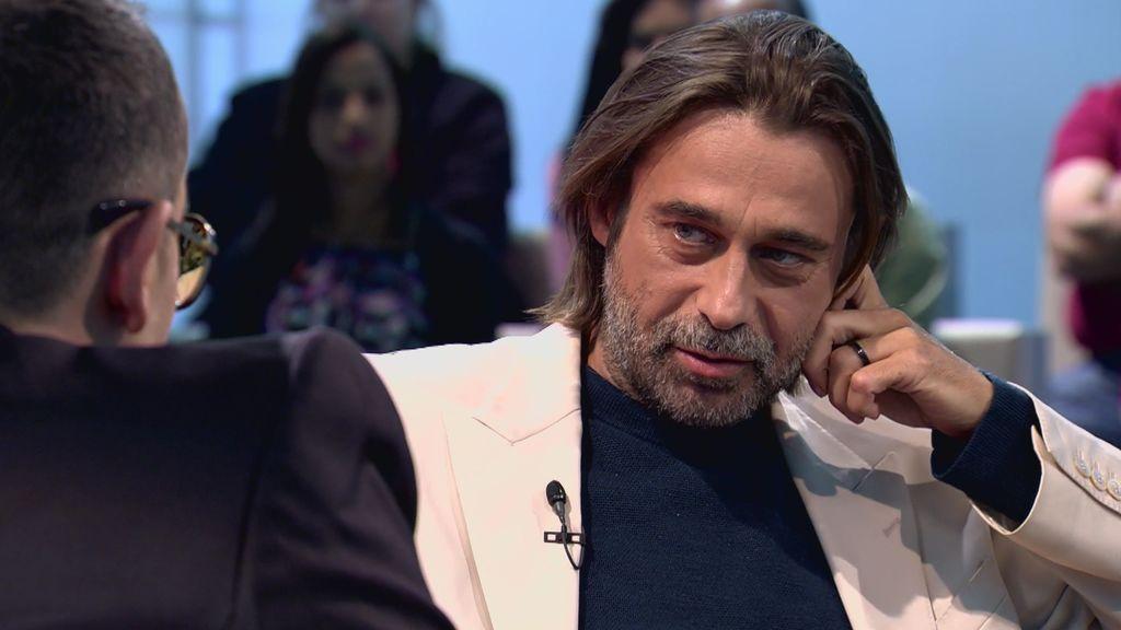 """La libertad y rebeldía de Jordi Mollà: dijo """"no"""" a 'Perdidos' y tuvo miedo a Hollywood"""