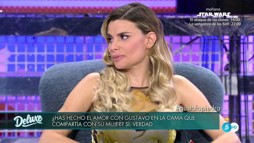 """María Lapiedra cuenta que Mark le llamaba """"follaviejos"""" cuando se peleaba con ella"""