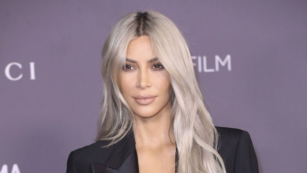 Kim Kardashian en la Gala LACMA ART + FILM 2017