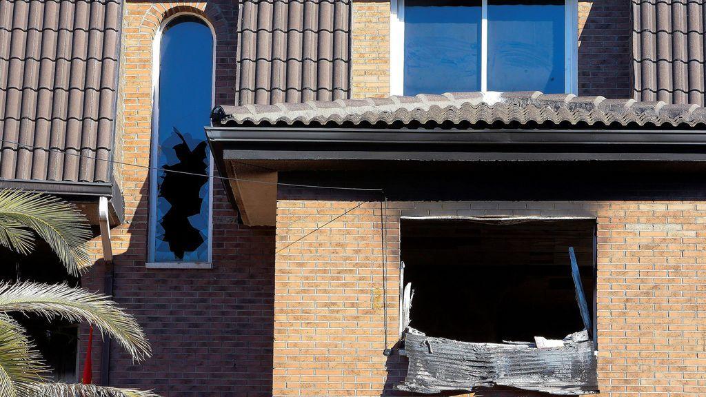Fallecen dos personas en un incendio de su vivienda en Guadalajara