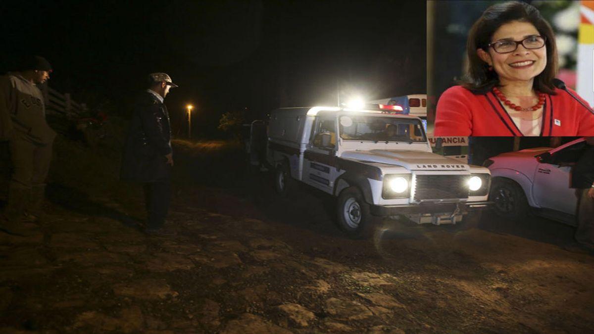 Mueren la hermana del presidente de Honduras y otras cinco personas en un accidente de helicóptero