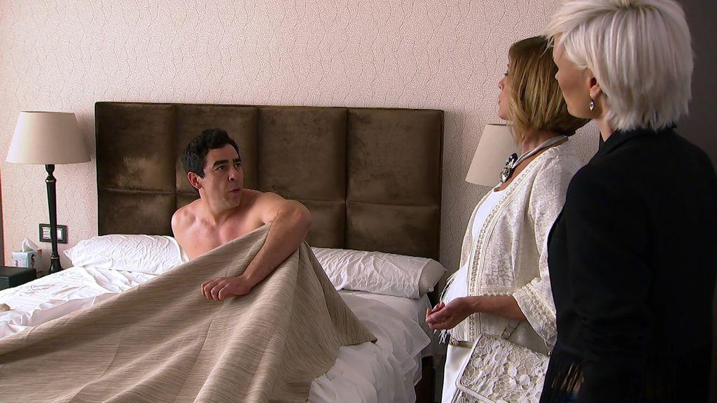 A Maite se le acaba el chollo: Amador se carga su relación con Dafne