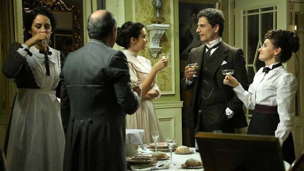 Imagen de la serie de TVE 'Acacias 38'.