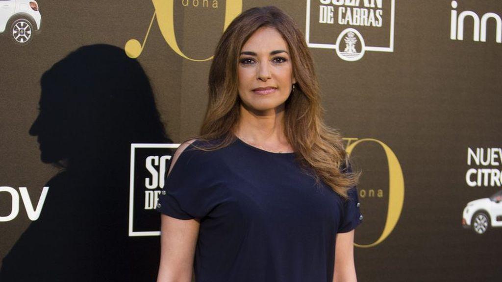 Mariló Montero, en los premios Yo Dona Internacional 2017.