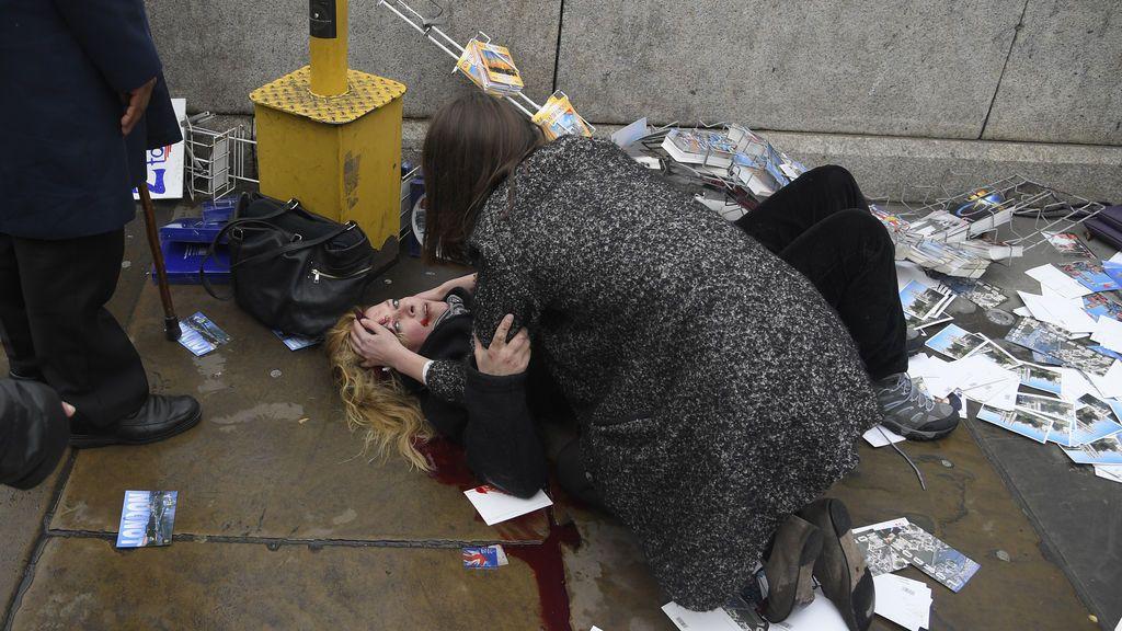 Atentado terrorista en el puente de Westminster en Londres (22 de marzo)