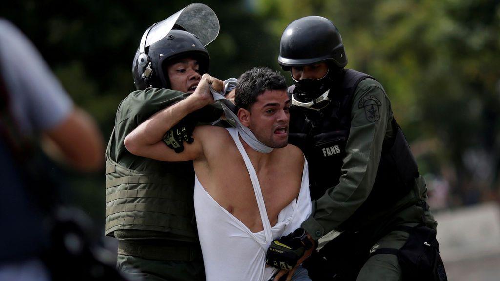 Protestas en Venezuela: Tres meses de reivindicación violenta en las calles (marzo)
