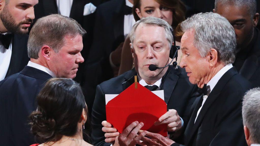 El error en los Premios Oscar (27 febrero)