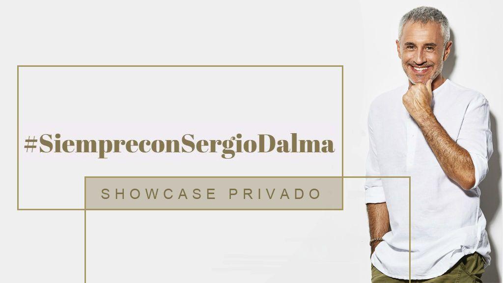 ¿Imaginas asistir a un showcase privado con Sergio Dalma? ¡Participa!
