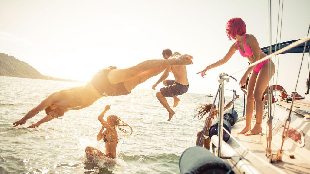 Vacaciones a la vista: ¡Gana un momento yate!