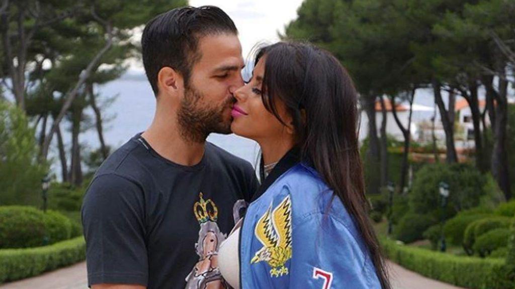 "Cesc Fàbregas pide matrimonio a Daniella Semaan: ""Sí al hombre de mi corazón"""