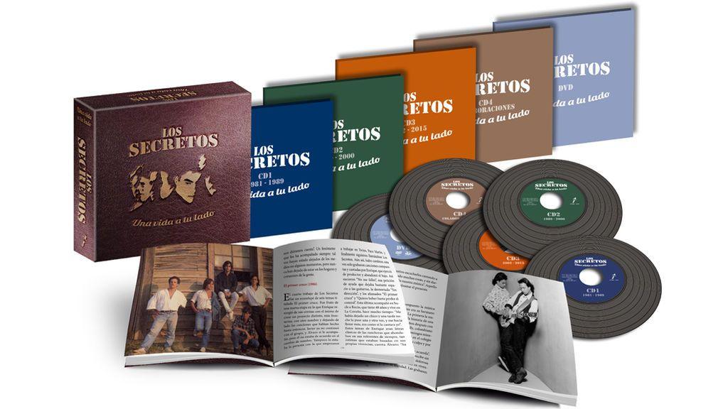 los secretos cd dvd una vida a tu lado
