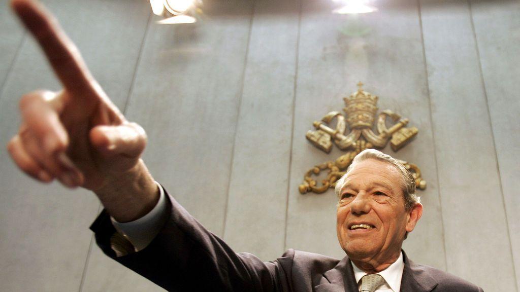 Joaquin Navarro-Valls, la voz del Papa Juan Pablo II (5 julio)