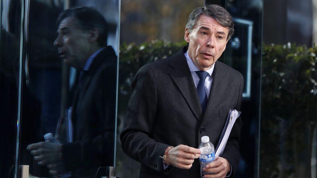 Ignacio González  declara que Lapuerta y Bárcenas controlaban las adjudicaciones públicas en Madrid