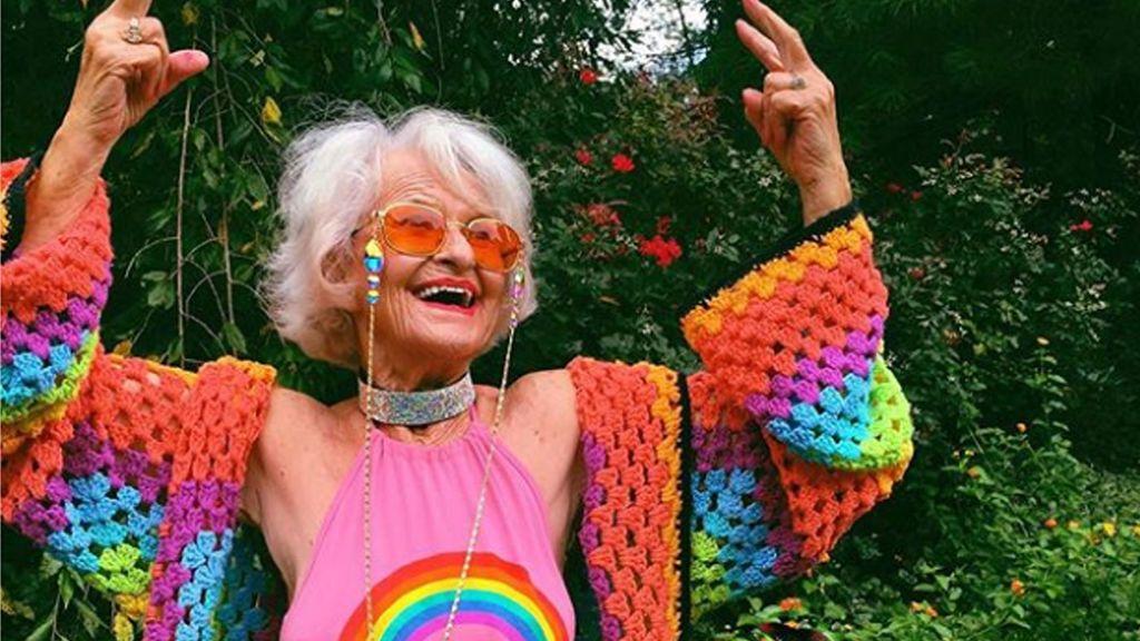 Las abuelas influencers que  arrasan en las redes sociales