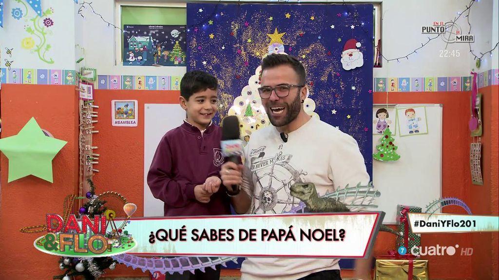 """""""Papá Noel sabe cómo nos portamos porque nos ve en una pantalla como en 'Gran Hermano"""""""