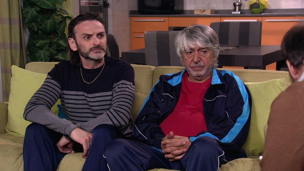 Fermín y Vicente van a terapia de pareja, pero su relación no la entiende ni el psicólogo