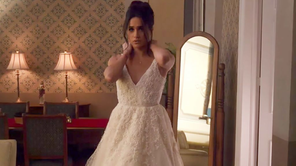¿Será este el vestido de novia de Meghan Markle? Se filtran los primeros bocetos