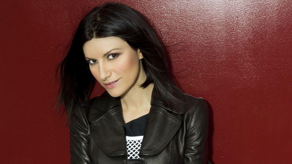 La cantante Laura Pausini es miembro del jurado de 'Factor X', 'talent show' de Telecinco.