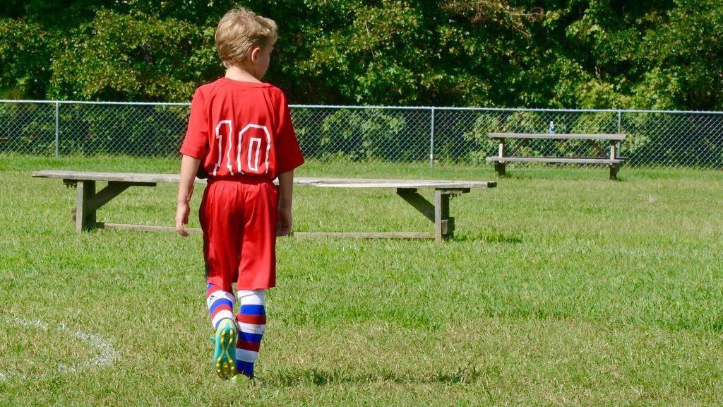 Las 10 señales que indican que un niño se está sintiendo presionado al practicar deporte
