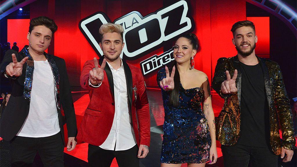 Finalistas de La Voz 5