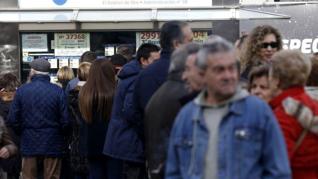 Administración del Lotería de Madrid