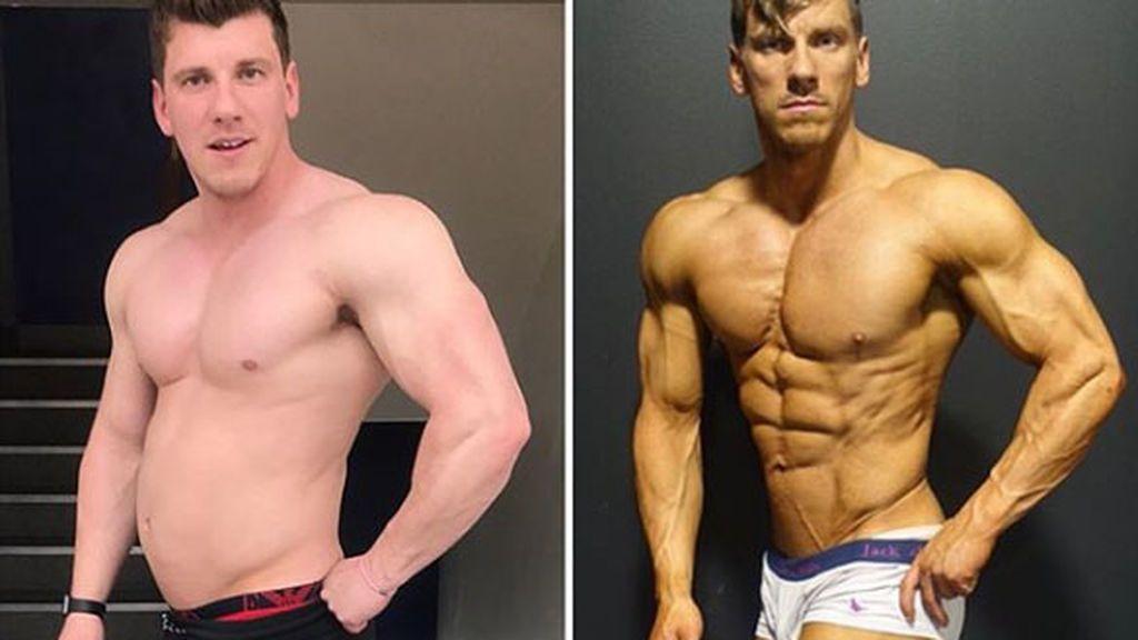 Increíble transformación