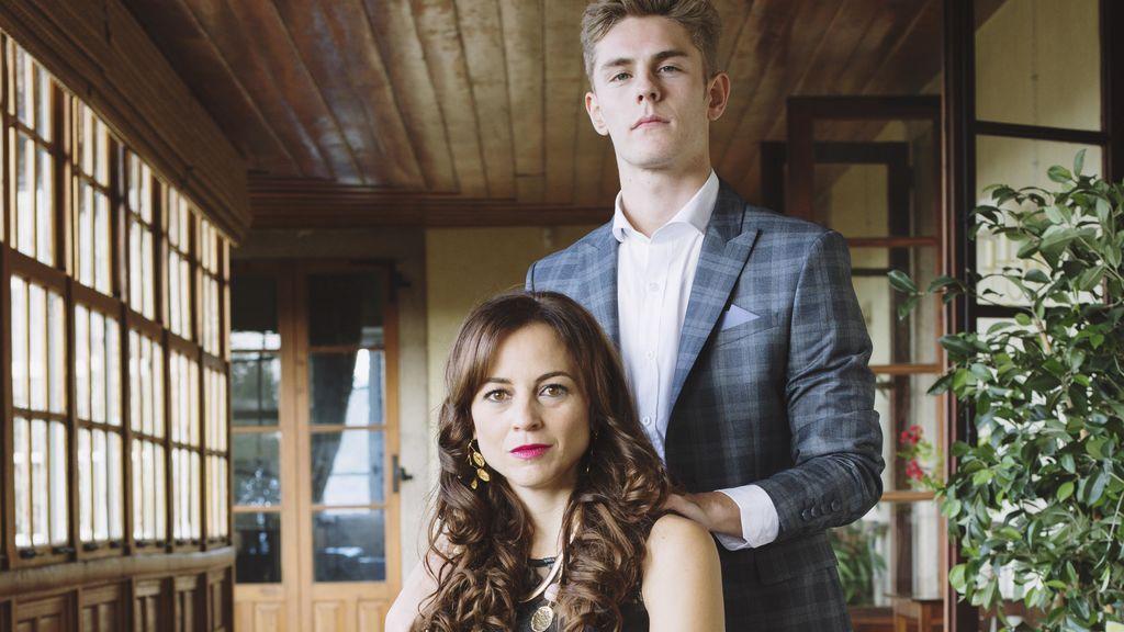 Leonor Watling y Patrick Criado forman parte del elenco de 'Vivir sin permiso'.