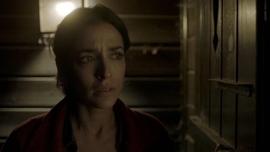 Lucía pilla a José y a María juntos... y la escena ha acabado en sangre