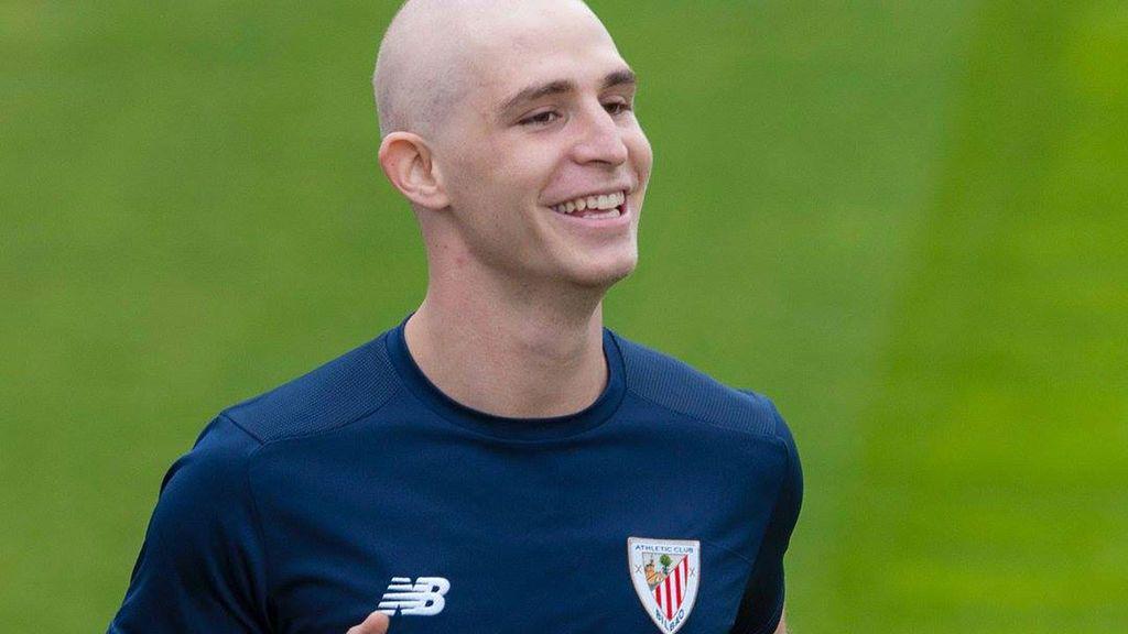 La cantera del Athletic le hace un hueco a Yeray para volver a jugar tras vencer al cáncer por segunda vez 💪