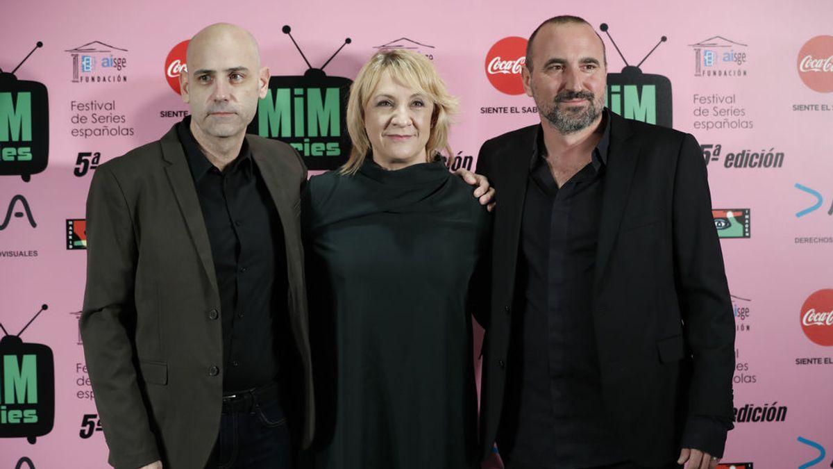 'Sé quién eres' logra el premio a mejor serie de drama en el Festival MiM Series y Blanca Portillo, a mejor actriz