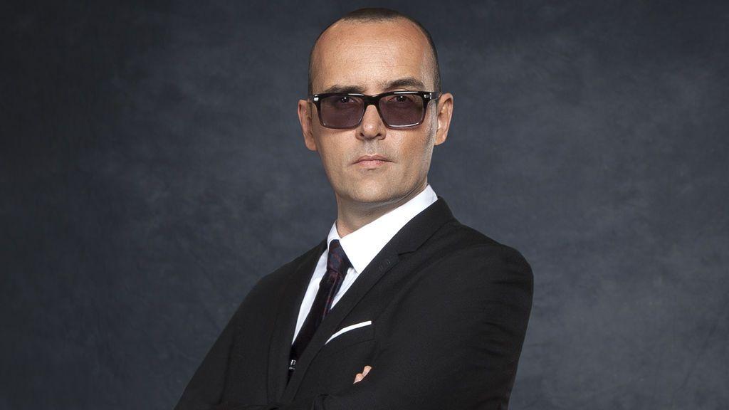 El publicista Risto Mejide es miembro del jurado de 'Factor X', 'talent show' de Telecinco.