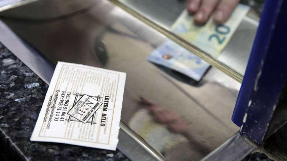 Quedarte con un premio compartido de la Lotería de Navidad puede llevarte a prisión