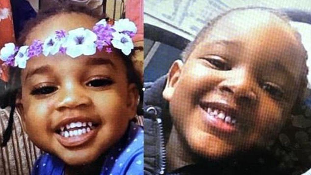 Preocupación por los dos hermanos de cuatro y dos años desaparecidos tras quedarse solos en casa