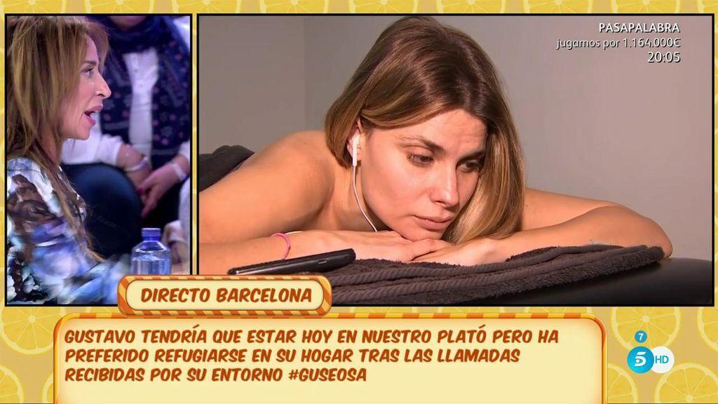 Patiño niega que Gustavo haya contado su relación con María Lapiedra por dinero