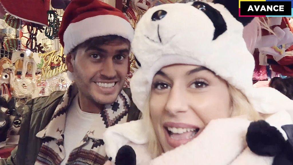 ¡Navidad chiconina! Ponemos el árbol con Bea y Rodri, mañana en mtmad