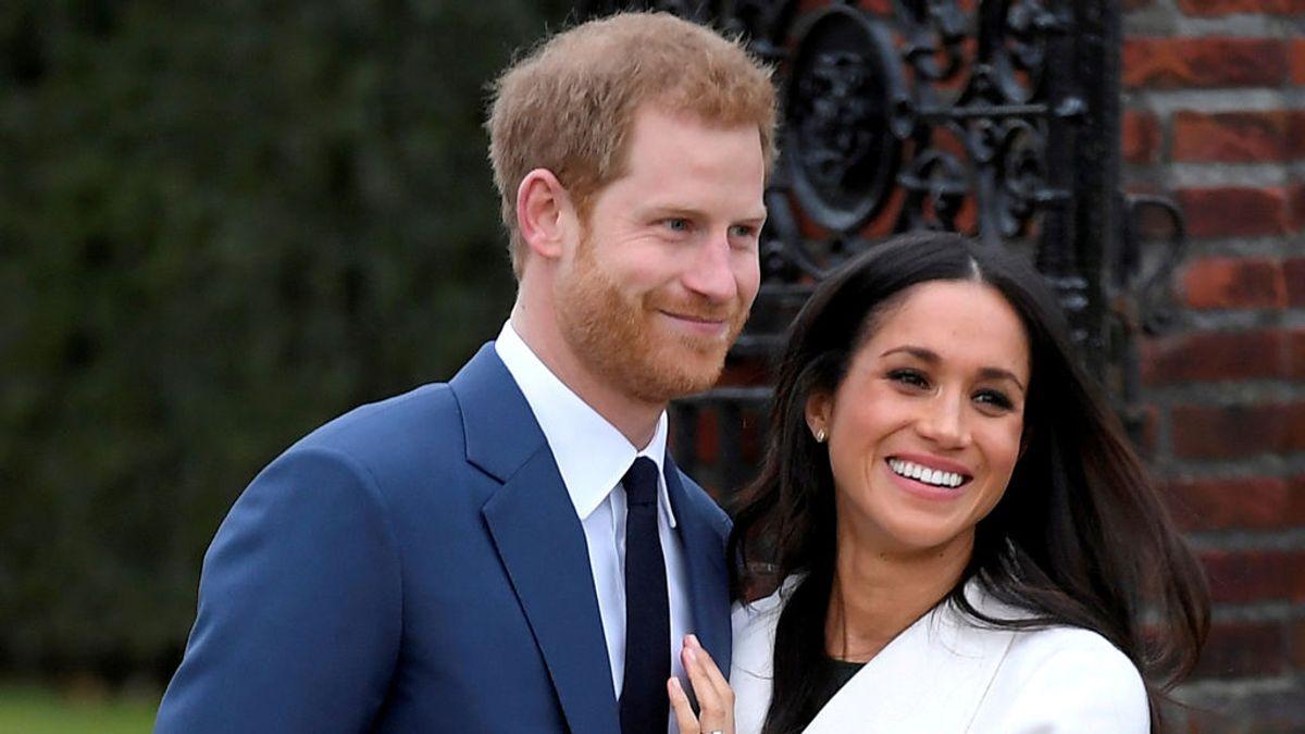 El descuido que puede aplazar la boda del  Príncipe Harry y Meghan Markle