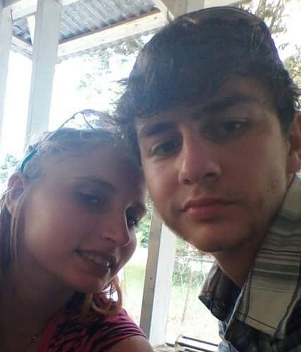 La pareja