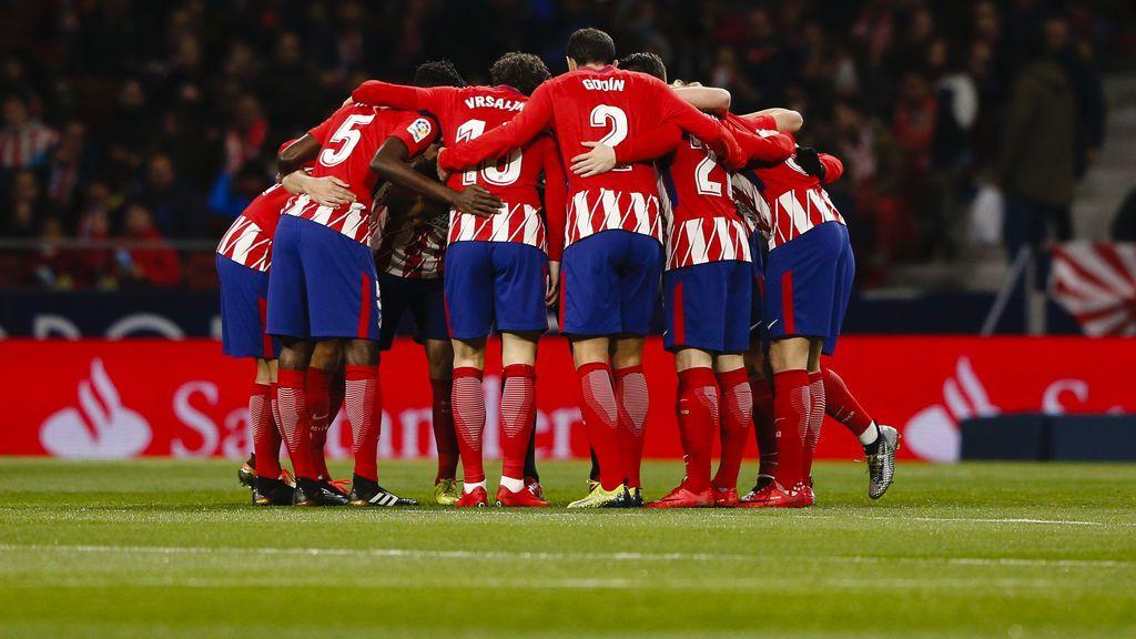 Simeone ficha al hijo de una leyenda del Atlético.. y ya entrena con el equipo