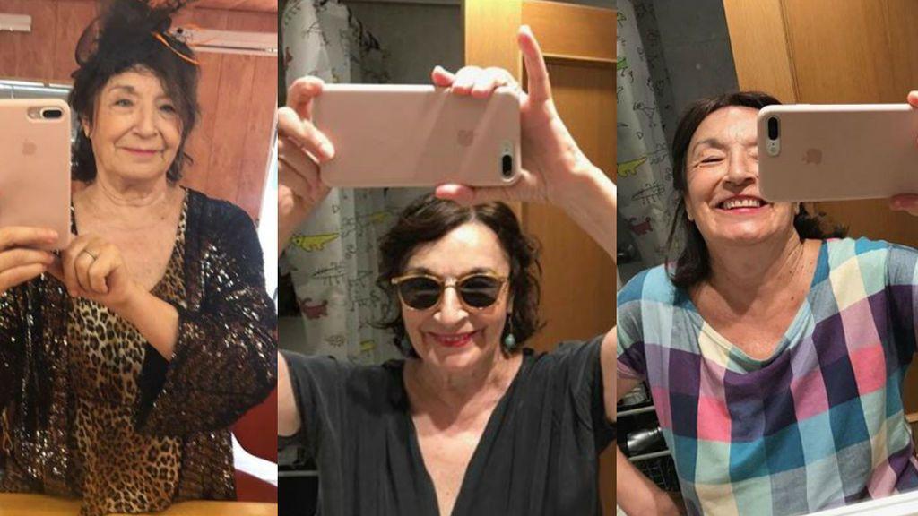 """¡Descubriendo el Instagram de 'Doña Fina'! Petra Martínez, en exclusiva: """"Me hice la cuenta porque se hacían pasar por mí"""""""